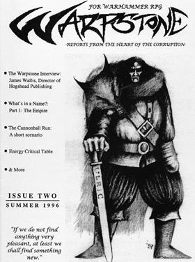 Warpstone Issue 2