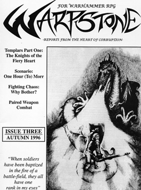 Warpstone Issue 3